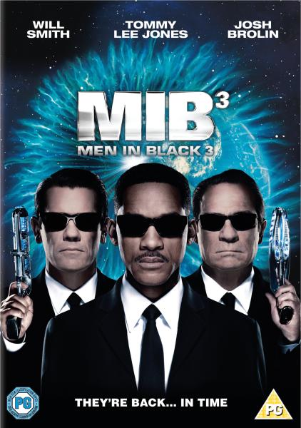 Men in Black 3 (Includes UltraViolet Copy)