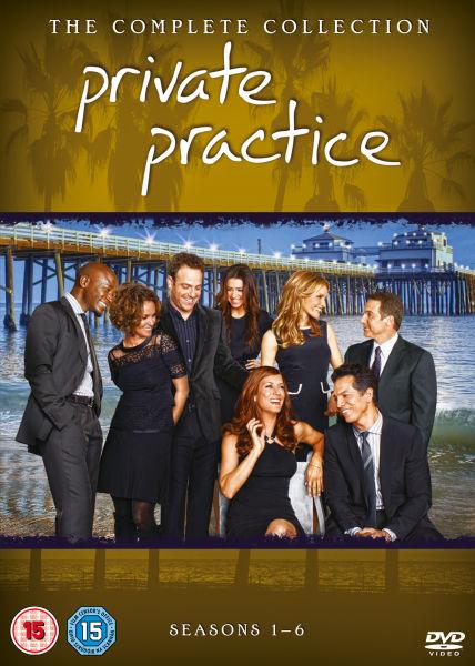 Private Practice - Season 1-6