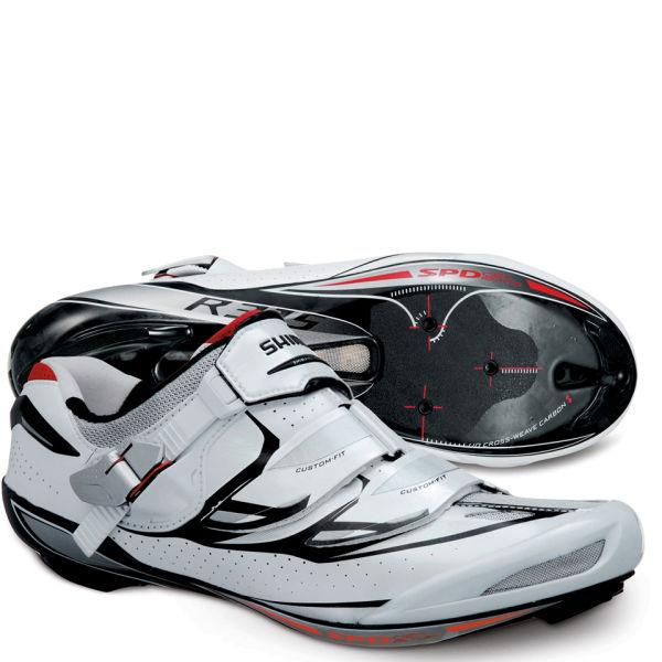 Shimano Wr83 Spd-Sl Cycling Shoes - White