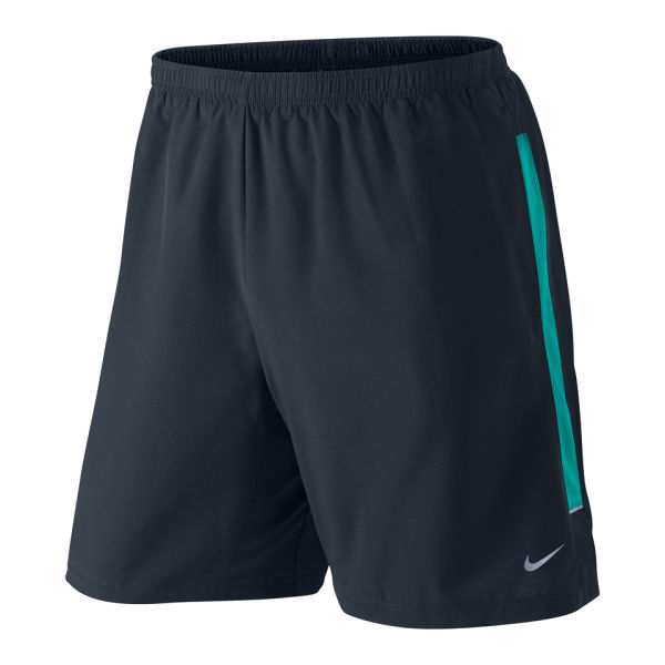 Nike Men's 7 Inch Challenger Running Shorts - Navy Sports ...