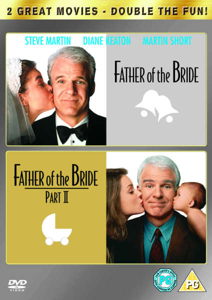 Father Of The Bridefather Of The Bride 2 Dvd Zavvide