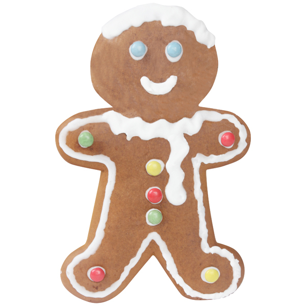 Diy Gingerbread Man Kit Traditional Gifts