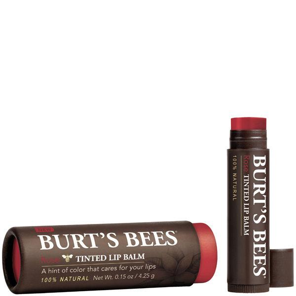 Burt's Bees Tinted Lip Balm - Rose 4.25g