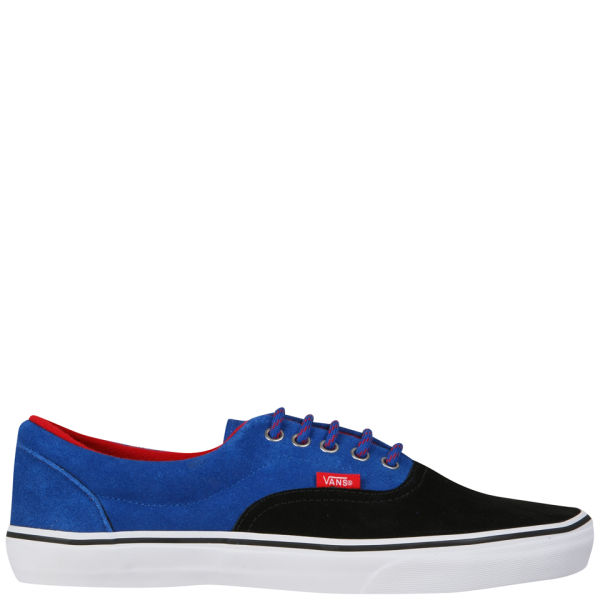 Vans 106 Vulcanized Canvas Trainers - Nautical Blue Black Clothing ... 9209e959e