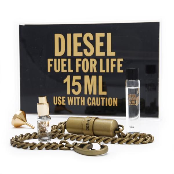 Am Ex Login >> Diesel - Fuel For Life Men's Gift Set (3ml Eau de Toilette ...