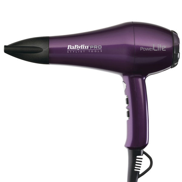 s che cheveux babyliss pro powerlite amethyst 1900w livraison internationale gratuite. Black Bedroom Furniture Sets. Home Design Ideas