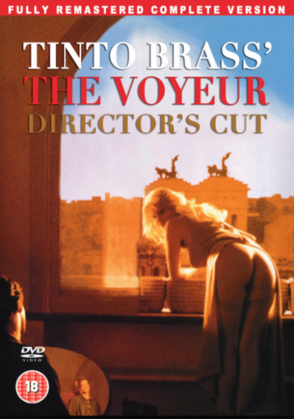 Tinto Brass Voyeur Director S Cut Dvd Zavvi