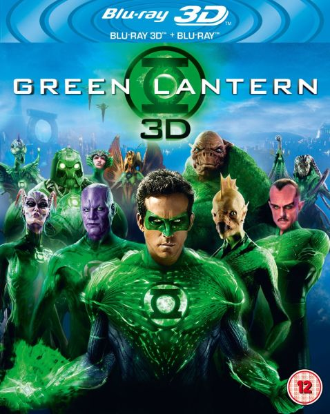 Green Lantern 3D (+Copie 2D)