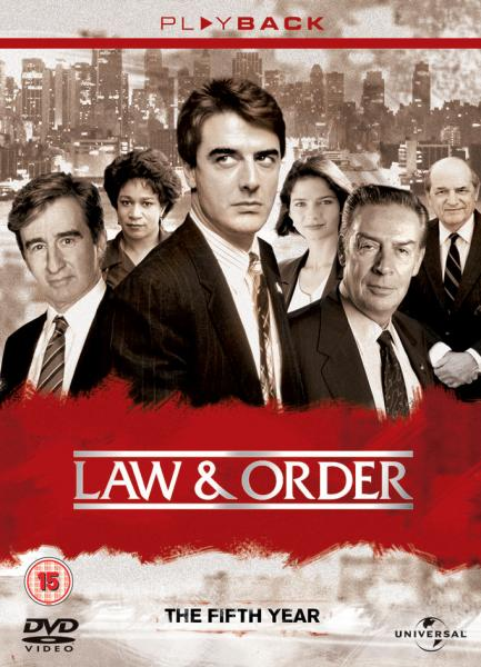 Law And Order - Series 5