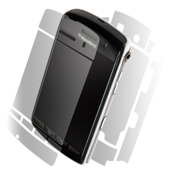 Coque Protectrice Invisible pour Blackberry Storm 9500/9530 - Zagg