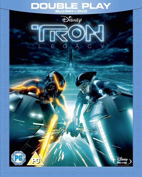 Tron: Legacy (2010): Double Play (Includes Blu-Ray and DVD Copy)