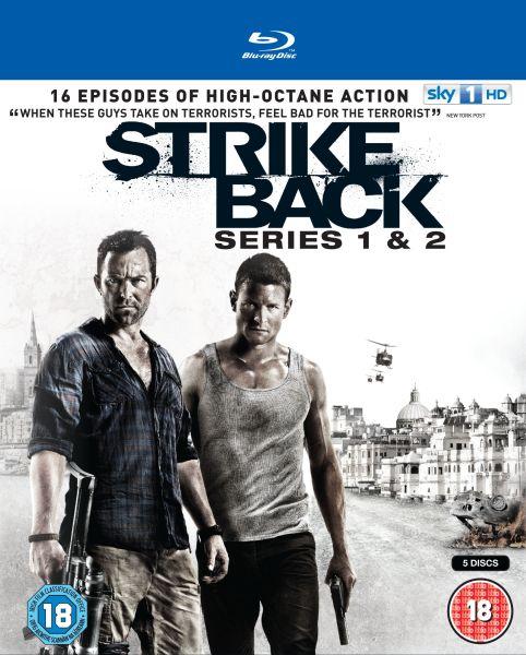 Strike Back - Series 1-2