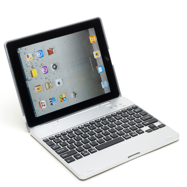mi luxury ipad bluetooth keyboard clamshell case electronics. Black Bedroom Furniture Sets. Home Design Ideas