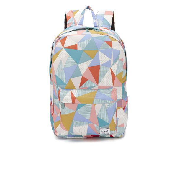 Herschel Supply Co. Women's Classic Mid Volume Backpack - Quilt/Seafoam