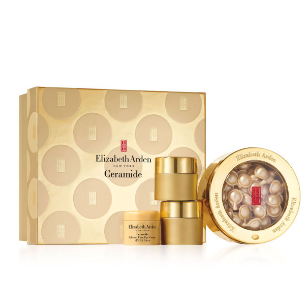 Elizabeth Arden Ceramide Gold Caps Youth Restoring Set