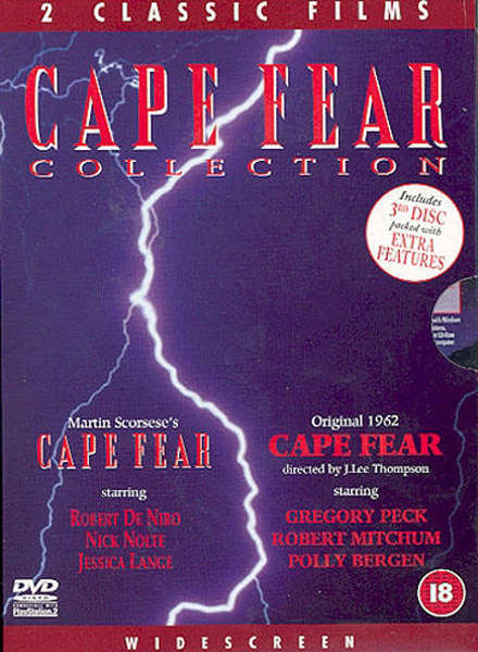 Cape Fear Box Set (1962 and 1991)