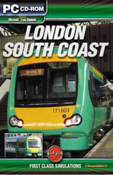 London South Coast: The Series (MS Train Simulator Add-On)