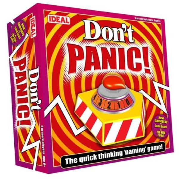 Don't Panic Board Game | IWOOT