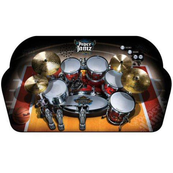 Paper Jam Instant Rock Star Drums Rock 2 Toys Thehut Com