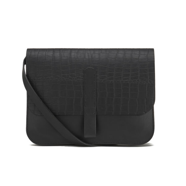 Danielle Foster Kit Clutch Cross Body Bag - Black