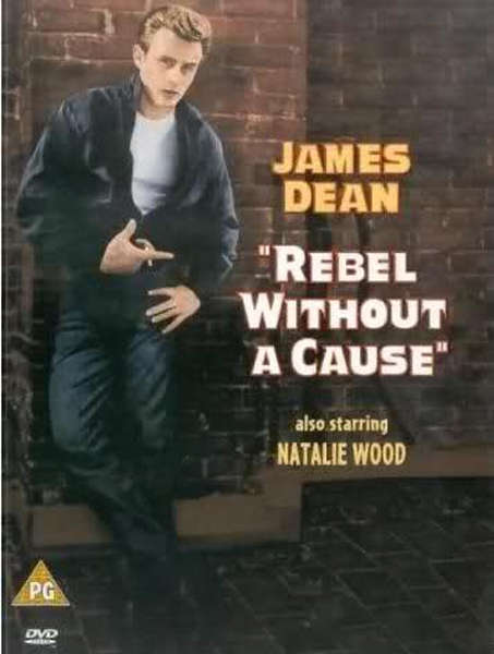 REBEL WITHOUT A CAUSE (WIDE SCREEN DVD)