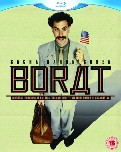 Borat - Cultural Learnings Of America For Make Benefit Glorious Nation Of Kazakhstan