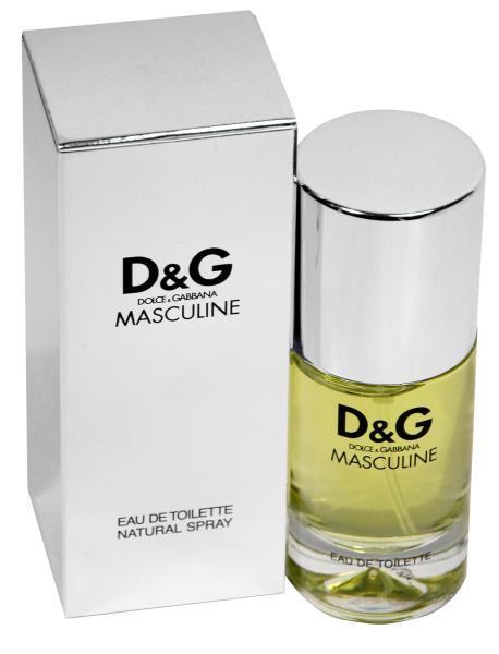 6aa0dde2fb509 Dolce and Gabbana Masculine Eau de Toilette 50ml Perfume   Zavvi