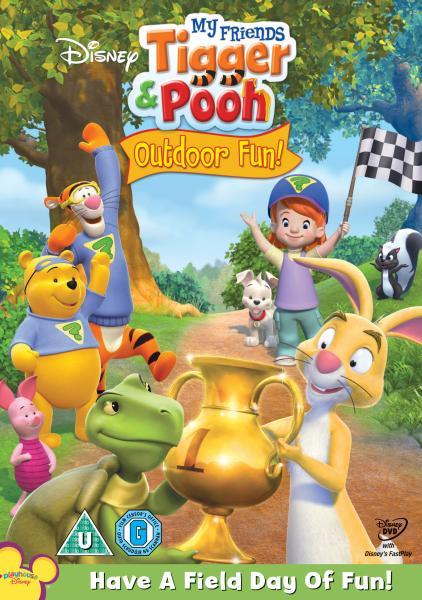 My Friends Tigger & Pooh: Sportsmanship / Outdoor Fun