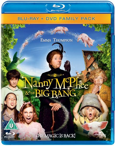 Film review Nanny McPhee and the Big Bang  the Guardian