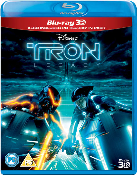 Tron: Legacy 3D (Includes 2D Version)