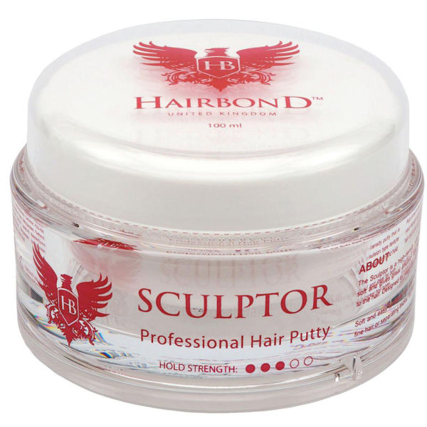 hair styling putty hairbond sculptor professional hair putty styling paste 4137