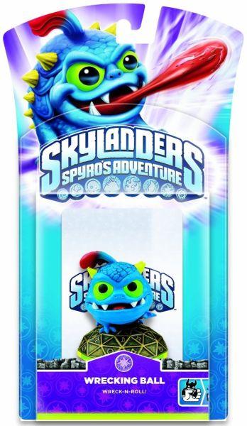 Skylanders Spyro S Adventure Character Pack Wrecking
