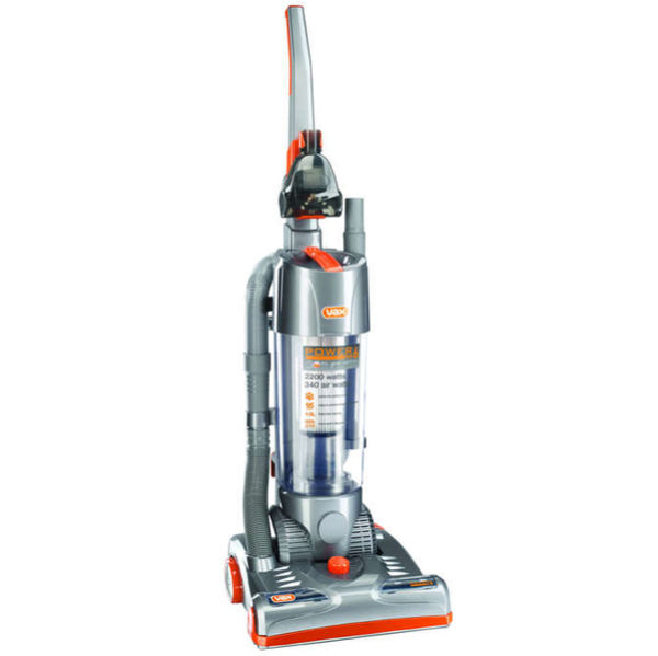 Vax 2200w Power Upright Vacuum Cleaner Homeware Thehut Com