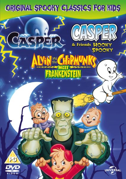 Original Spooky Classics for Kids