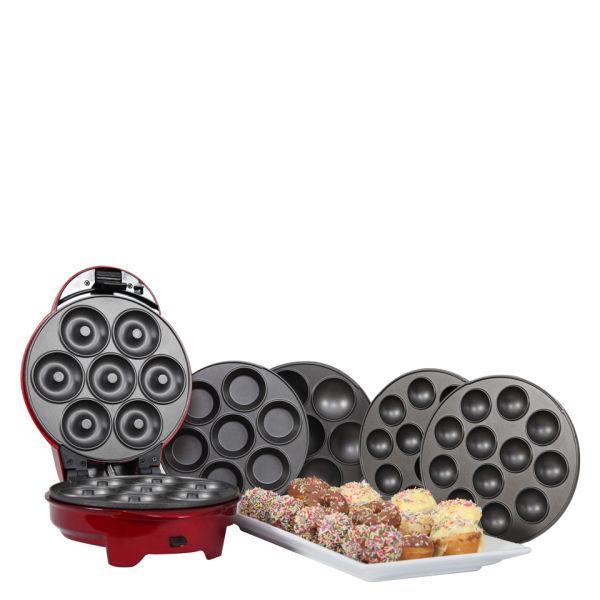 Gourmet Gadgetry Retro Diner 3 In 1 Cake Pops Doughnuts