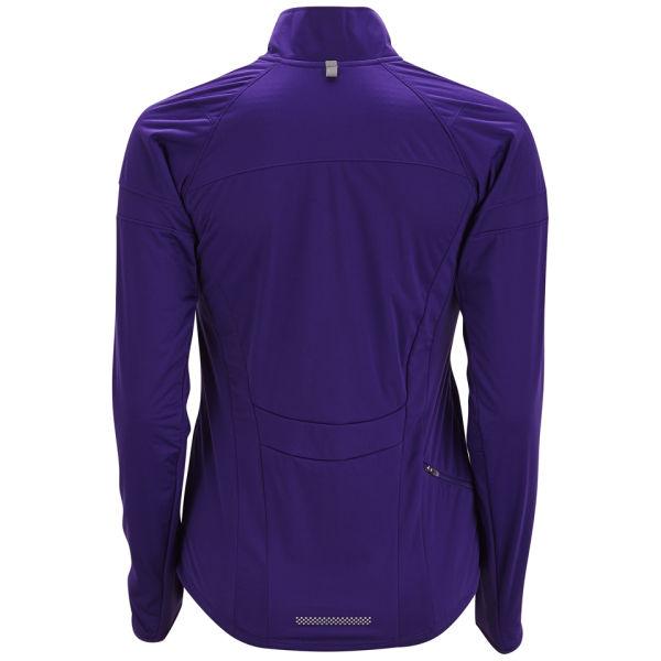 Nike Women s Element Shield Full Zip Running Jacket - Court Purple  Image 2 9eb130263af7