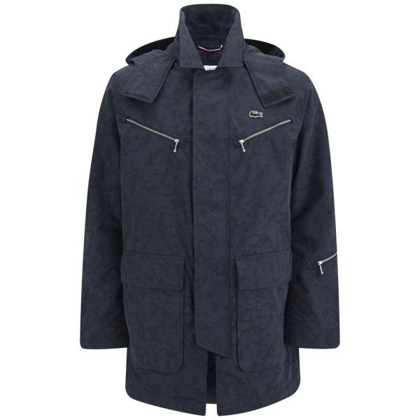 lacoste live men 39 s jacket navy clothing. Black Bedroom Furniture Sets. Home Design Ideas