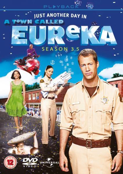 Eureka - Season 3.5