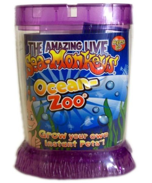 Sea Monkey Ocean Zoo Purple