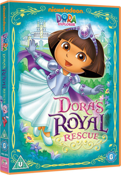 Dora the Explorer: Royal Rescue