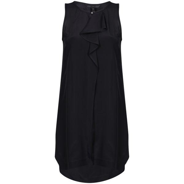 Marc by Marc Jacobs Women's Alex CDC Silk Dress - General Navy