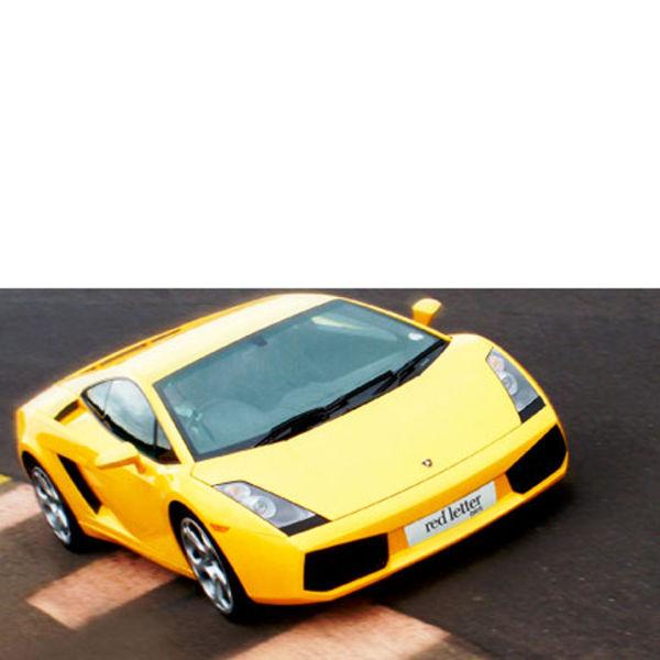 Lamborghini Driving Experience: Lamborghini Driving Thrill Experience Days