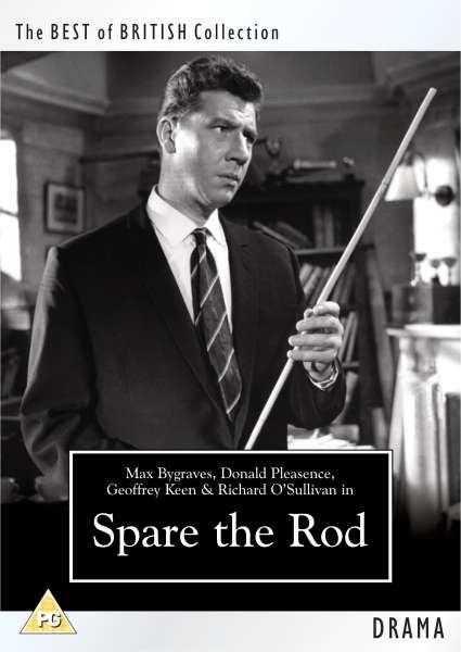 Hot Rod T Shirts >> Spare The Rod DVD | Zavvi