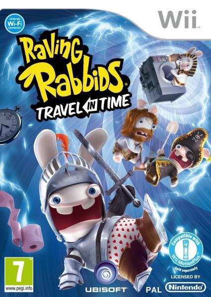 Rayman raving rabbits spank a rabbit