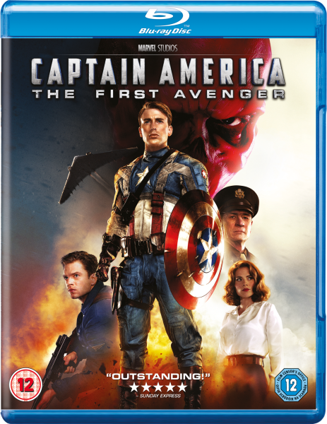 Captain America: The First Avenger (Single Disc)