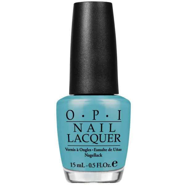 OPI Nail Varnish - Can't Find My Czechbook (15ml)