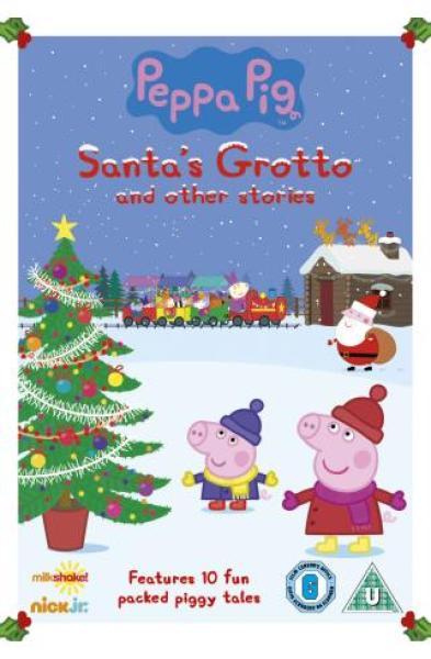 Peppa Pig - Santa's Grotto