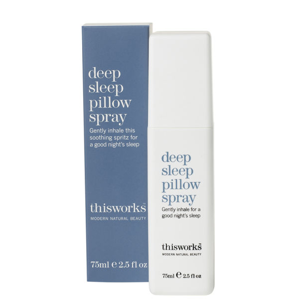 Spray per cuscino this works Deep Sleep (75ml)