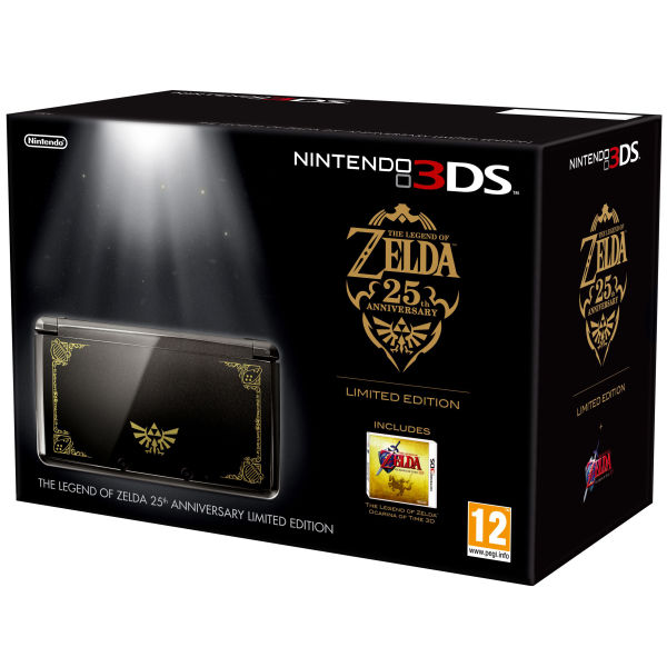 legend of zelda 25th anniversary edition