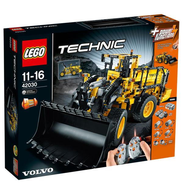 LEGO Technic: Remote Controlled Volvo L350F Wheel Load (42030)